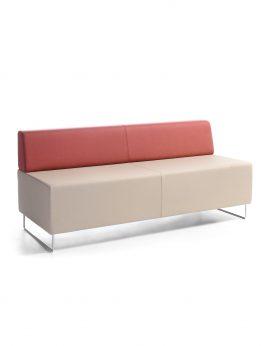 QUADRA 2 Person Sofa