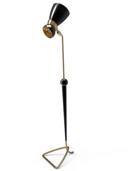 AMY Floor Reading Lamp