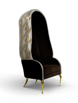 Drapesse Chair