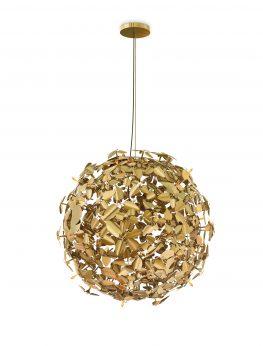 McQUEEN GLOBE Suspension Lamp
