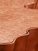 Eden Centre Table Copper