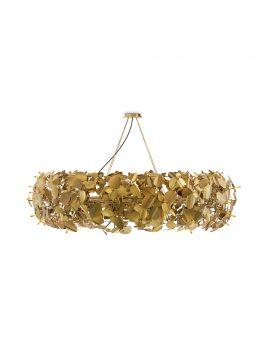 McQUEEN Round Suspension Lamp