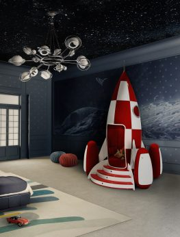 ROCKY ROCKET Armchair