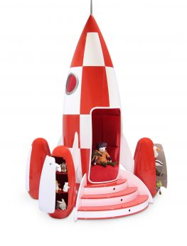 Rocky Rocket Children's Armchair