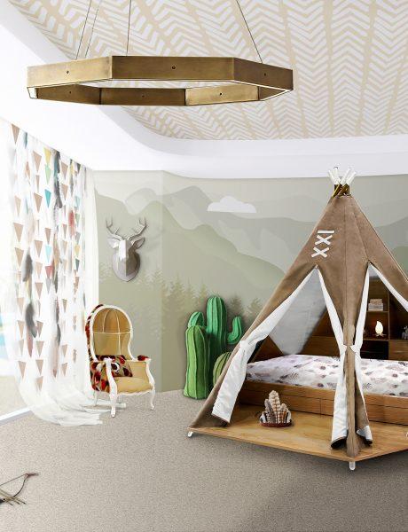 Teepee Children's Bed