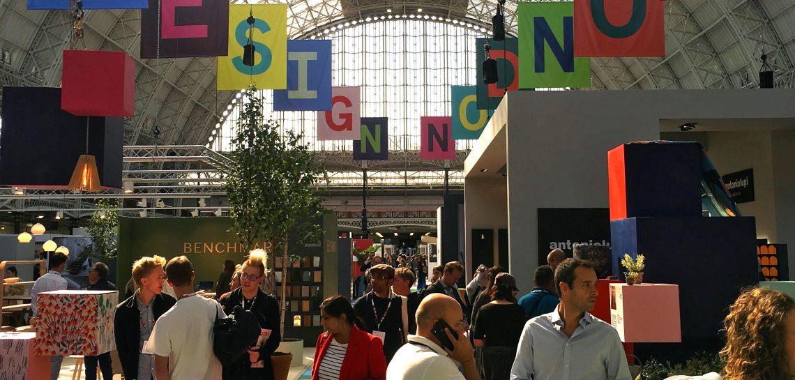 100% Design – London's interior design showpiece