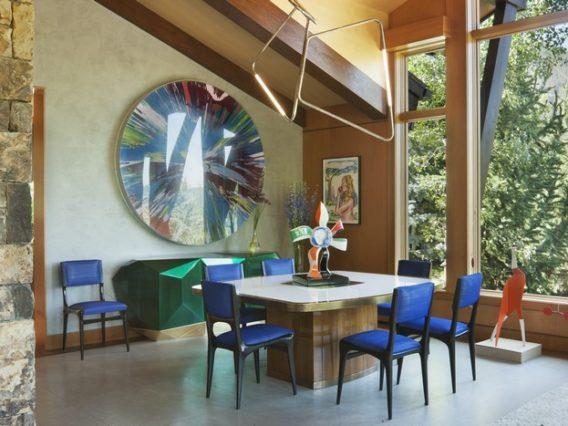 Artistic residence